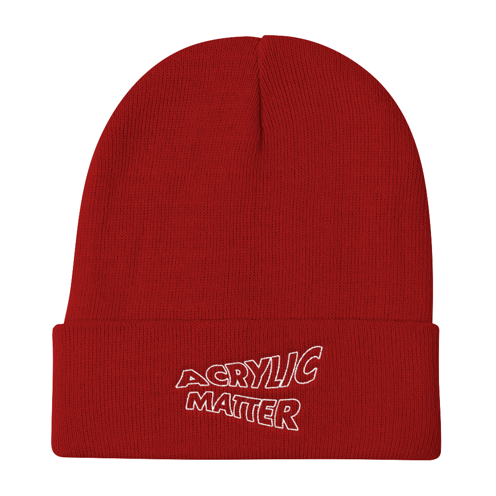 Image of TWISTED BEANIE