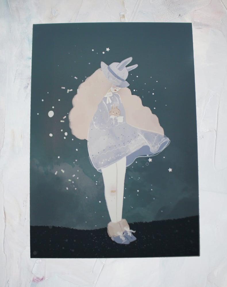 Image of Storm - Art Print