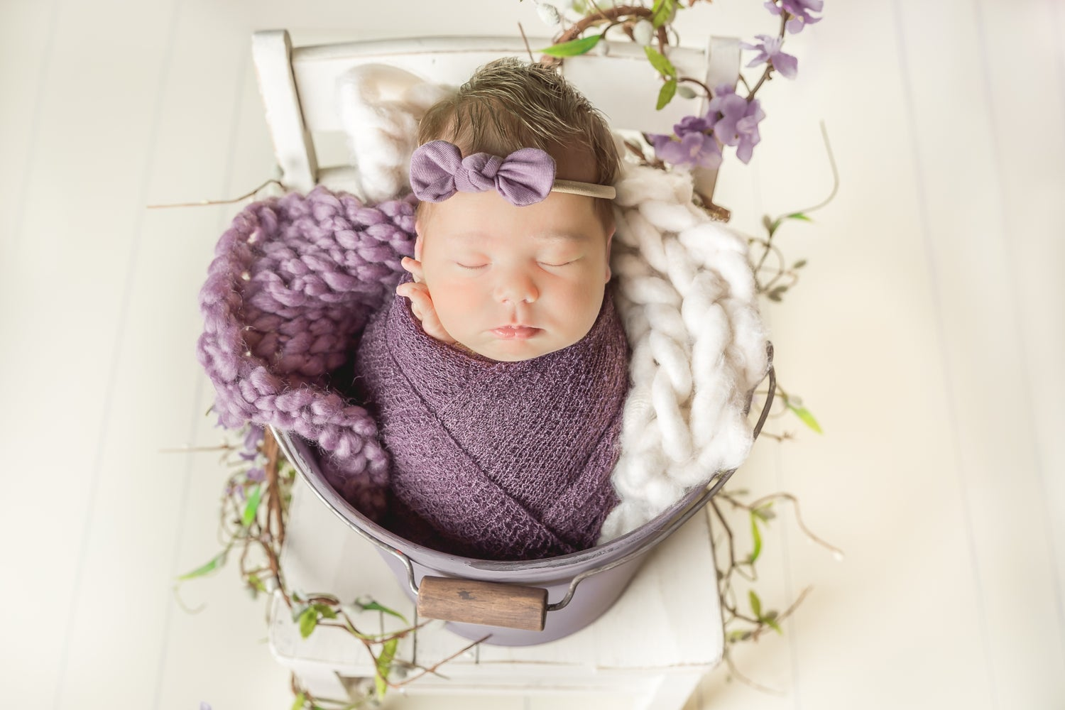 Image of Newborn Photo Session