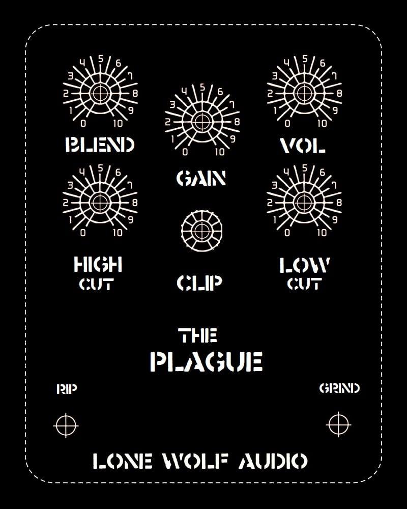 Image of The Plague - Pre Sale