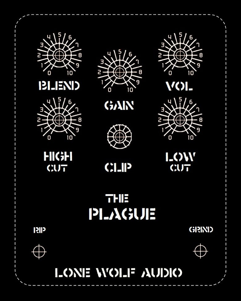 Image of The Plague - Pre Sale