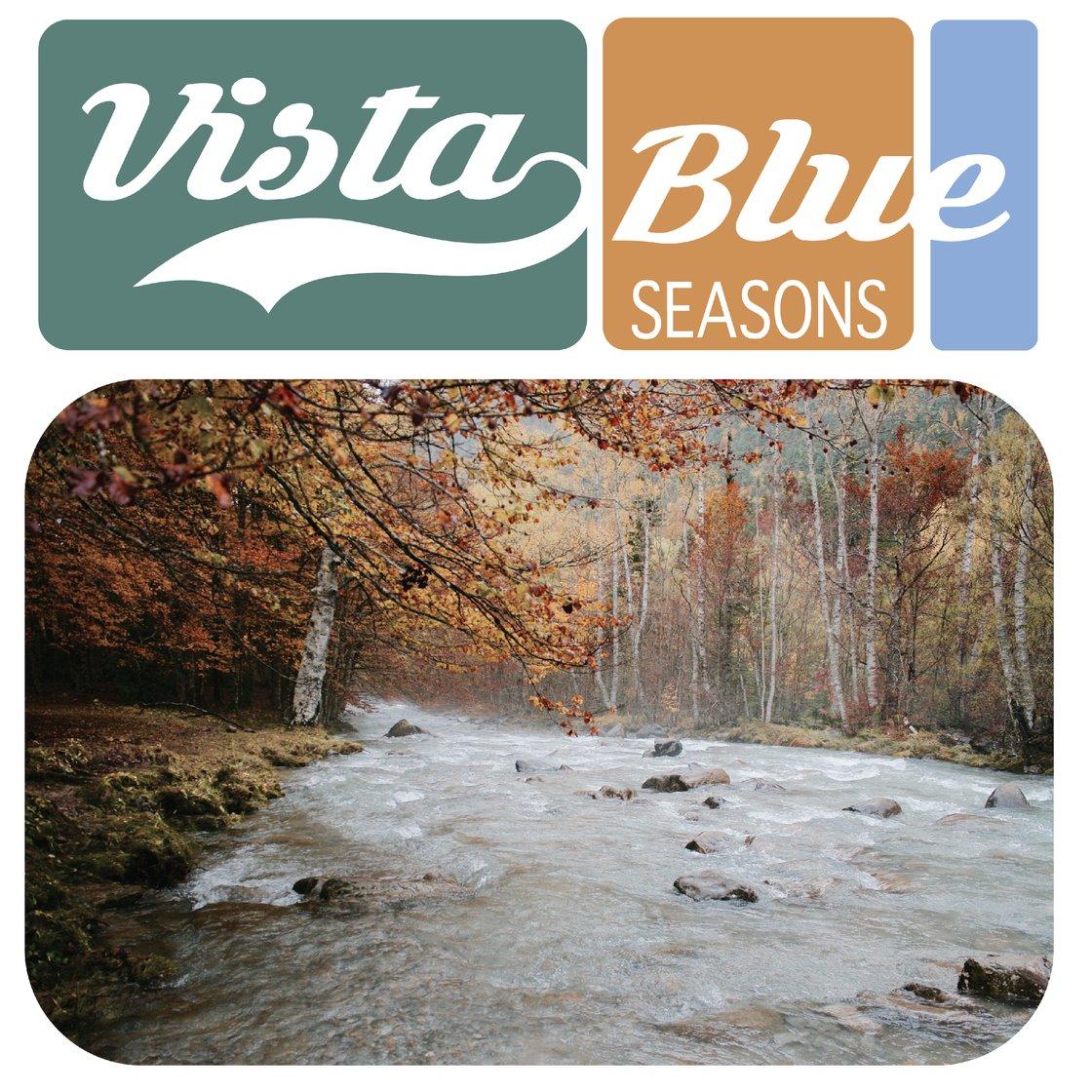 "Image of VISTA BLUE - SEASONS (12"")"