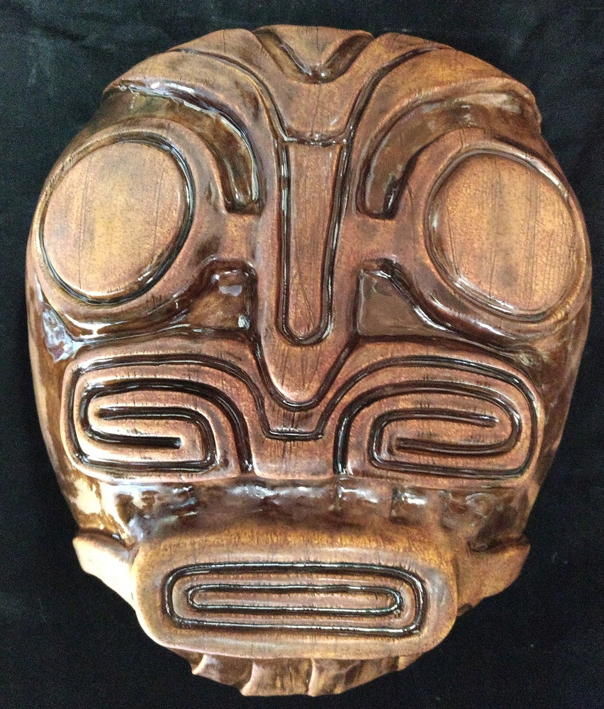 Image of Marqy Mask Tiki Bar Decor
