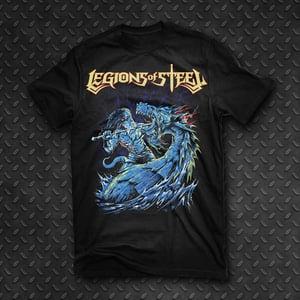 Image of Legions of Steel 2019 T-Shirt (Pre-Order)