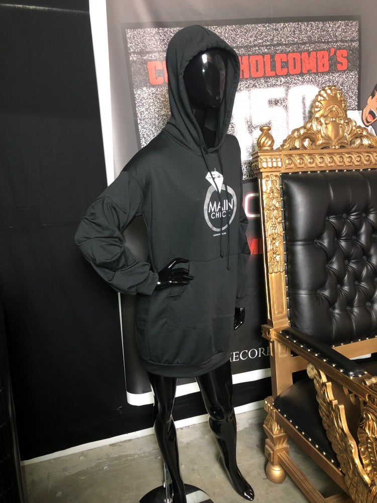 Image of Main Chick Hoodie dress 2019