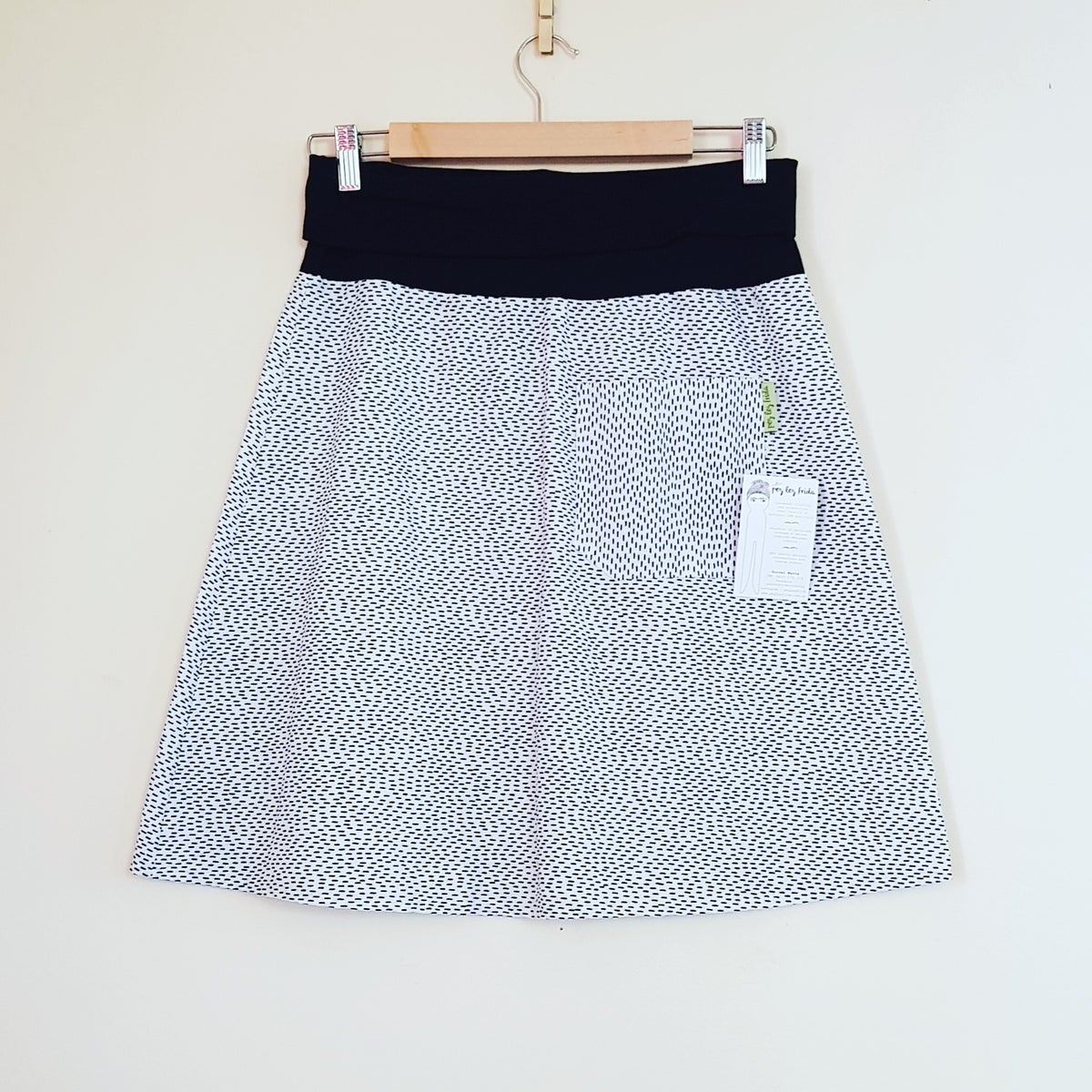 Image of Gus Skirt - Dashes *LAST ONE L*