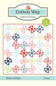 Image of Bake A Cake Paper Pattern #1024