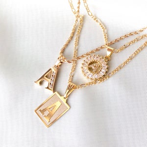 Image of Initial Necklace