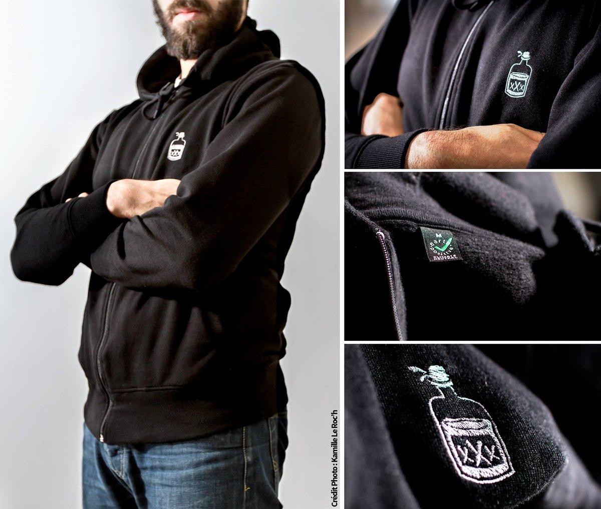 Image of Sweatshirt Classique broderie