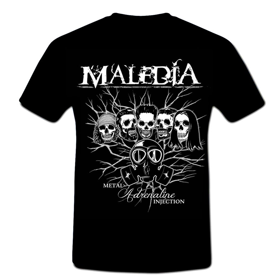 Image of T SHIRT - Maledia