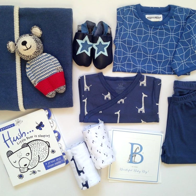 Image of Little Boy Blue Deluxe Gift Box