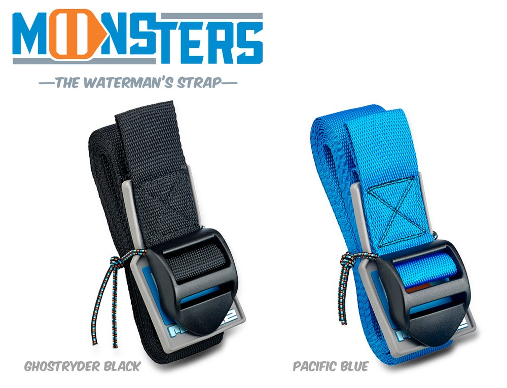 Image of Monster Strap / Single Strap