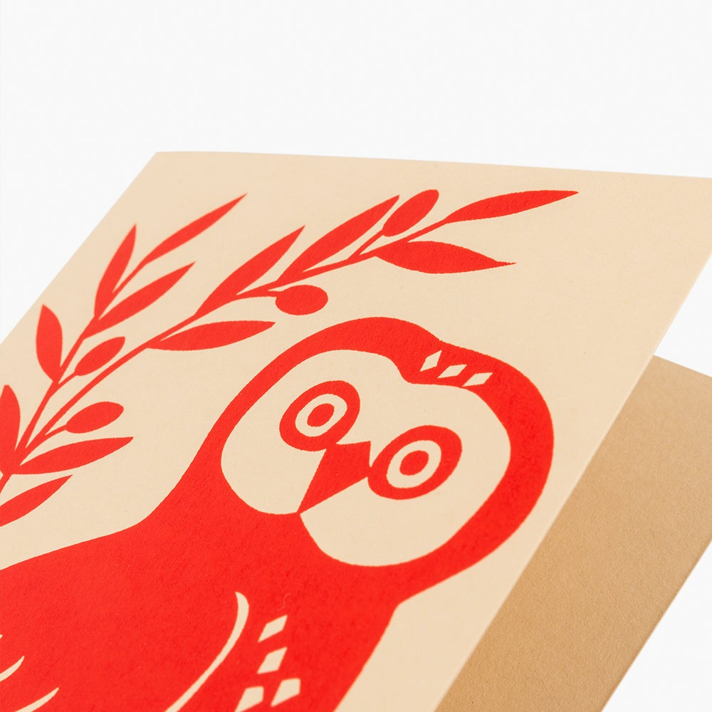 Image of Little Owl Card