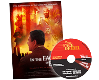 Image of In the Face of Evil: Reagan's War in Word and Deed – DVD