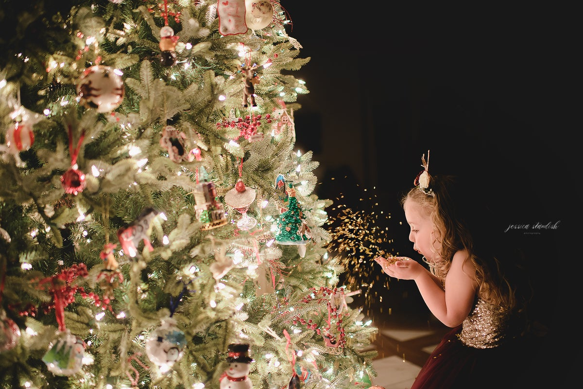 Image of Oh Christmas Tree - Magical Holiday Mini Sessions - Sunday, November 10th