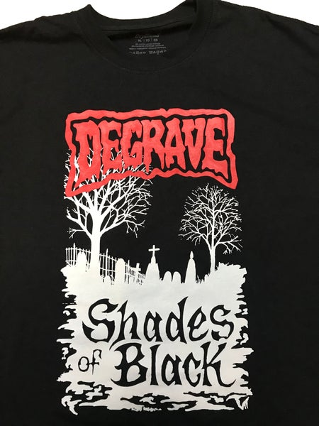 Image of Shades of Black T-Shirt