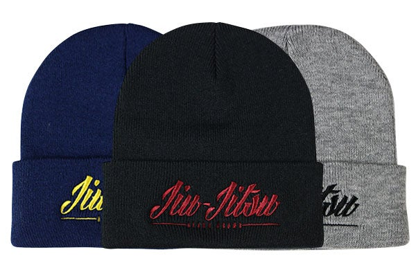 "Image of AGGRO Brand ""Scriptmode"" Cuffed 12"" Beanie"