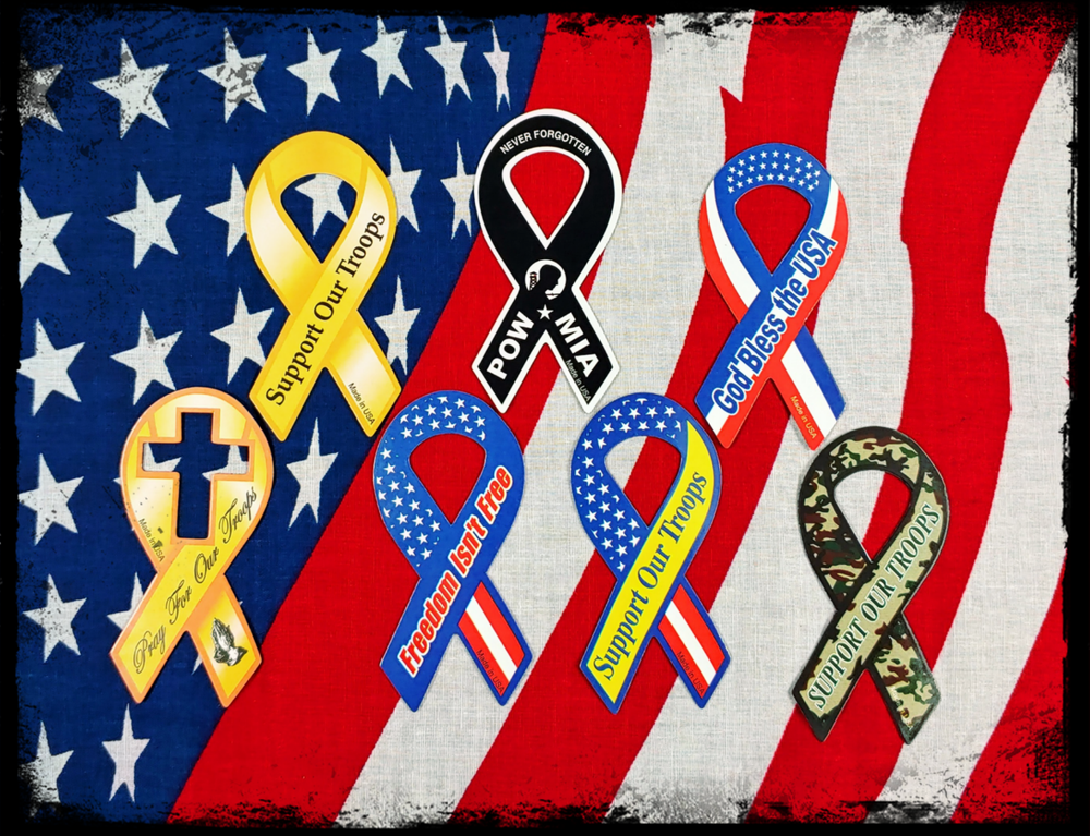 Image of Patriotic Magnet Package