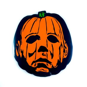 Image of Jack O' Myers (Die Cut Sticker)
