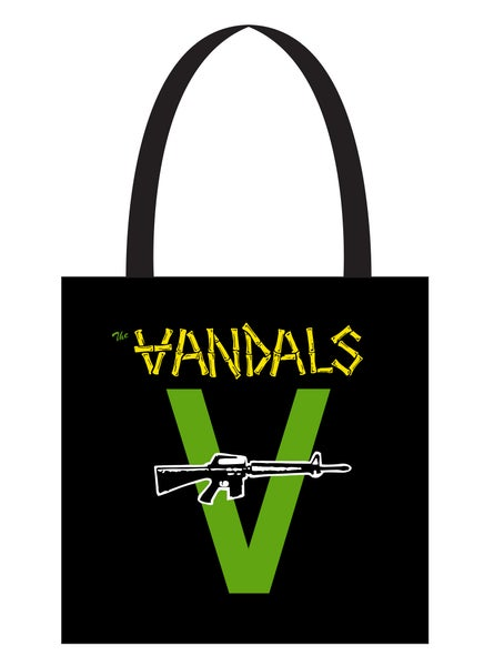 Image of V-Gun Tote Bag