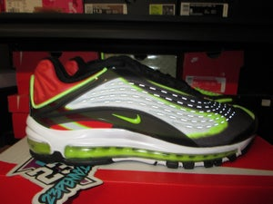 """Image of Air Max Deluxe """"Habanero Red"""""""