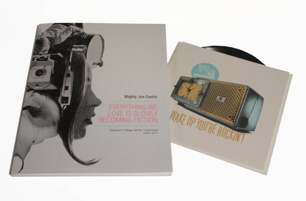 Image of Collage Book / Gravamen vinyl combo