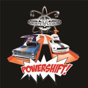 Image of Power Shift T-shirt