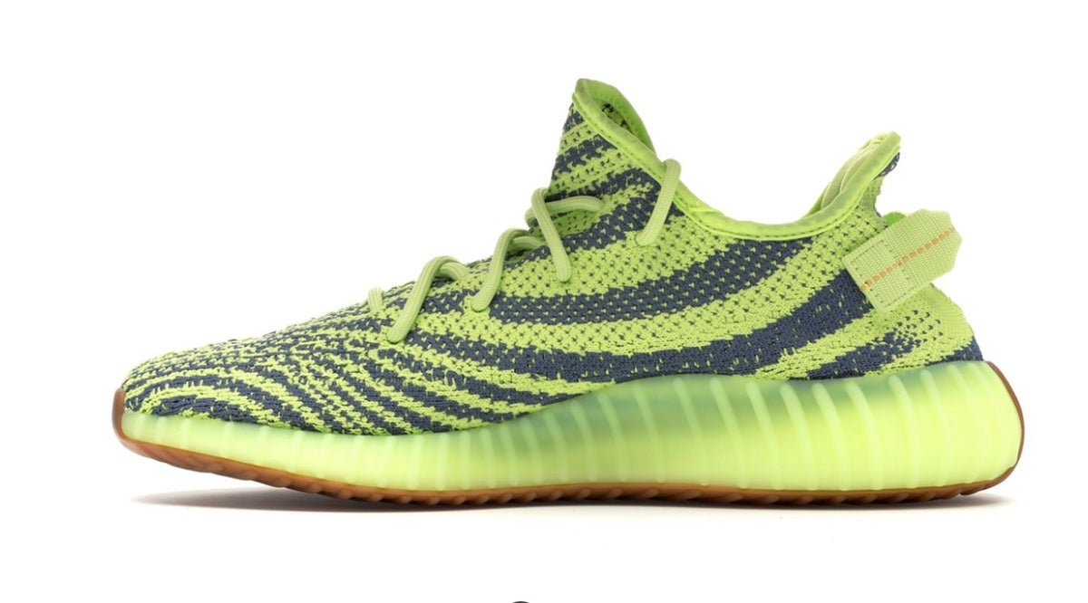 new products db7eb 01c0b Yeezy Boost 350 V2 'Semi Frozen Yellow'