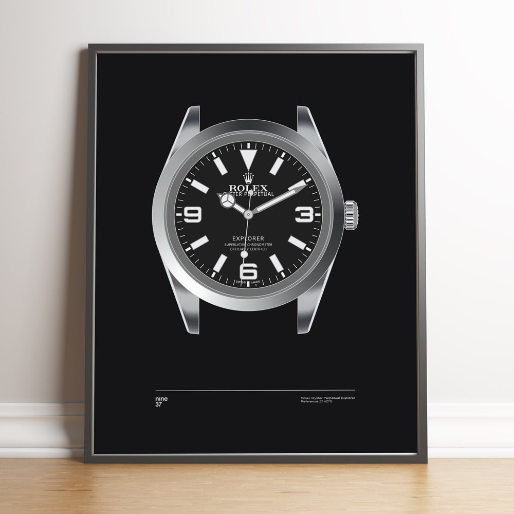 Image of Rolex Explorer