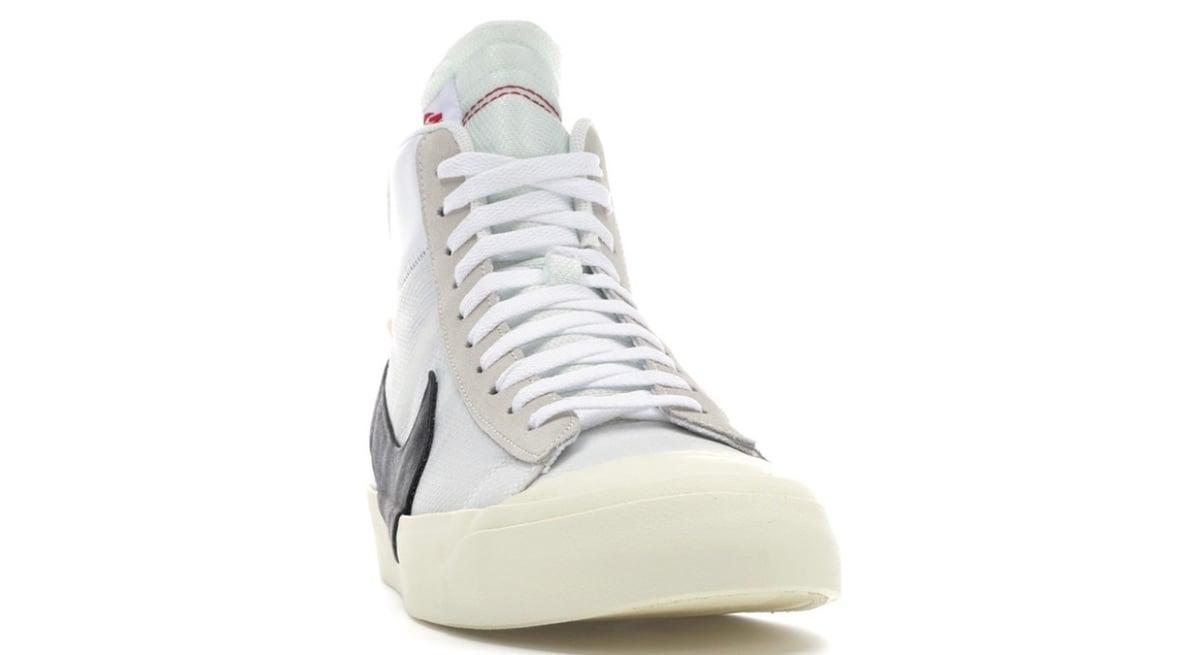 """Nike Blazer Mid Off-White """"White"""""""