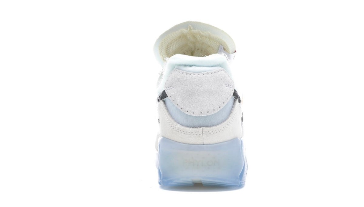 OFF-WHITE x Air Max 90 Ice