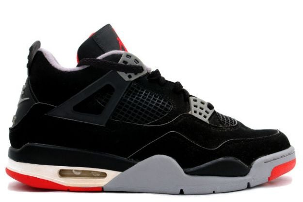 Image of Air Jordan Retro 4 'Bred' 2019 PRE ORDER