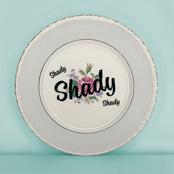 Image of Plates - Shady