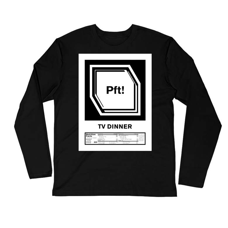 Image of TV DINNER Long Sleeve