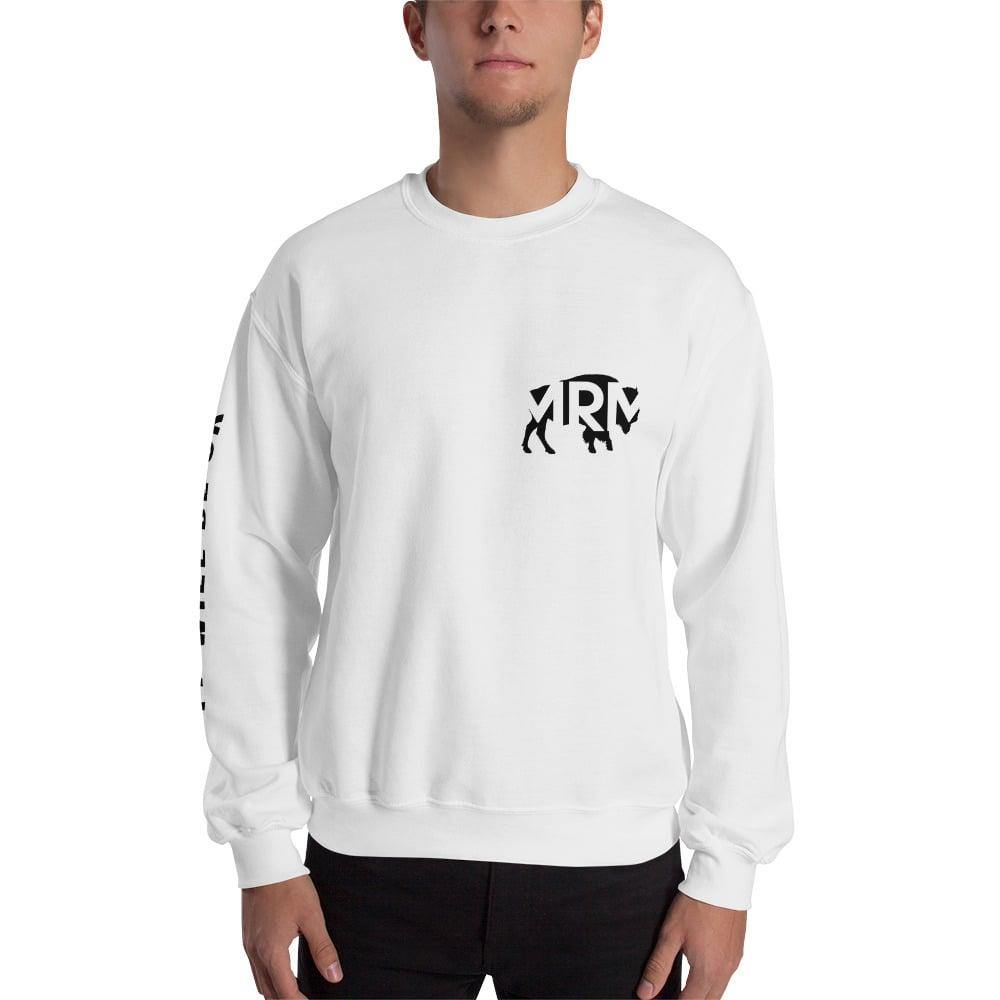 Image of Buffalo White Sweatshirt