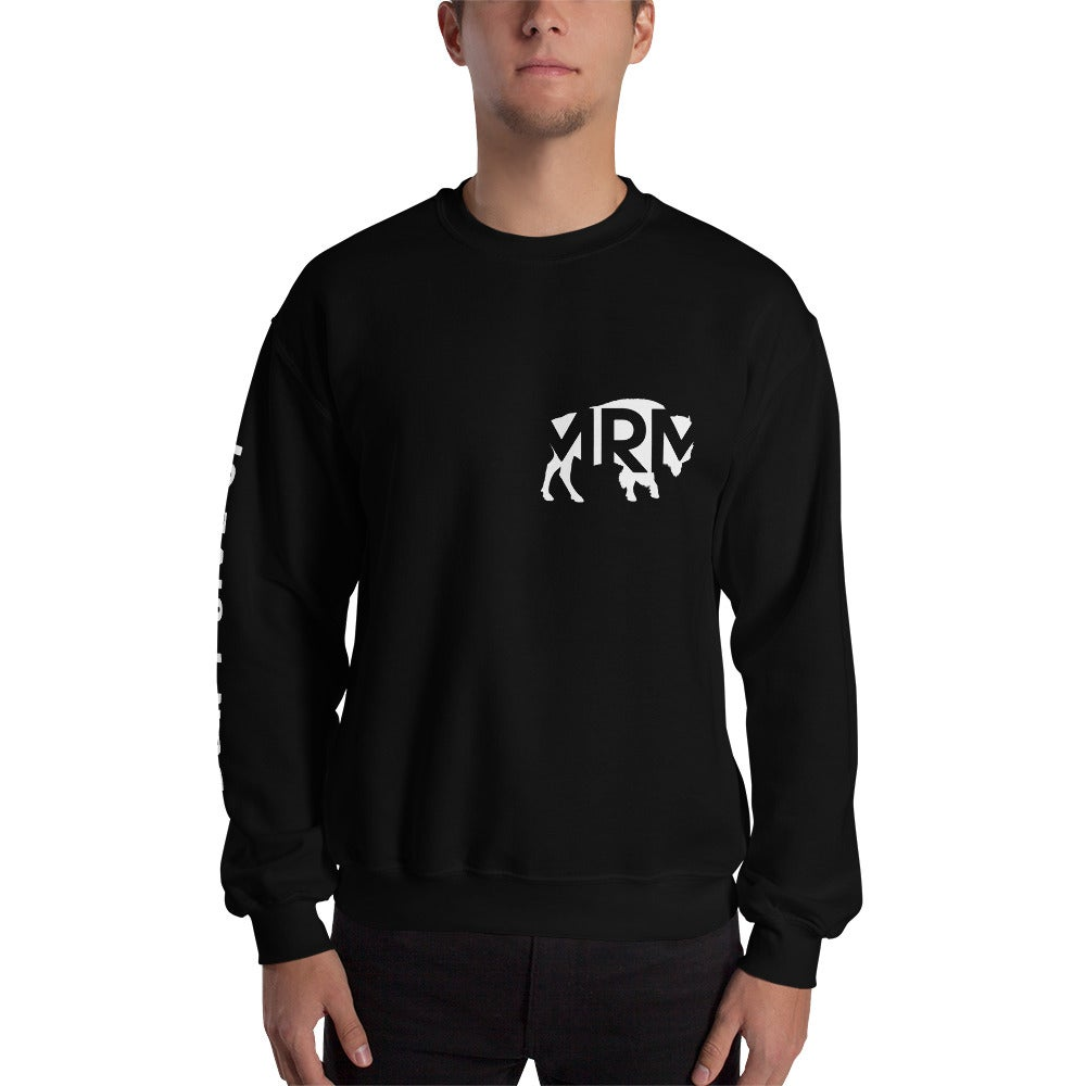 Image of Buffalo Black Sweatshirt