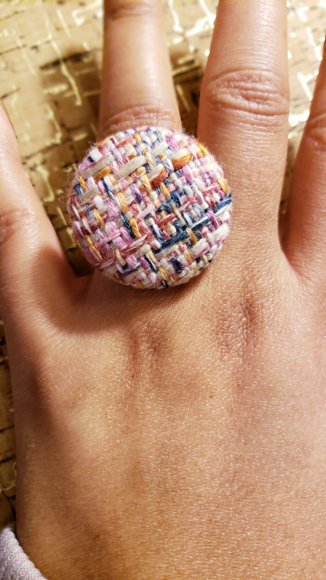 Image of Knitted Ring