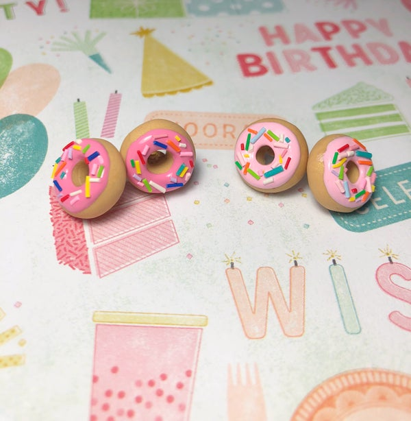 Image of Sprinkles Birthday Donuts