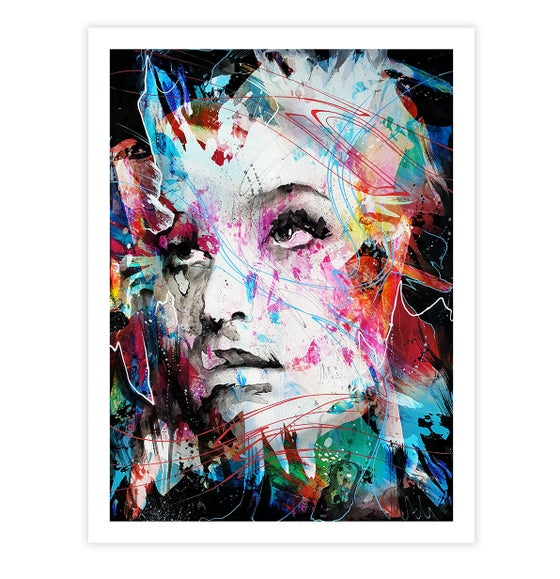 Image of Keep The Peace -OPEN EDITION PRINT -FREE WORLDWIDE SHIPPING