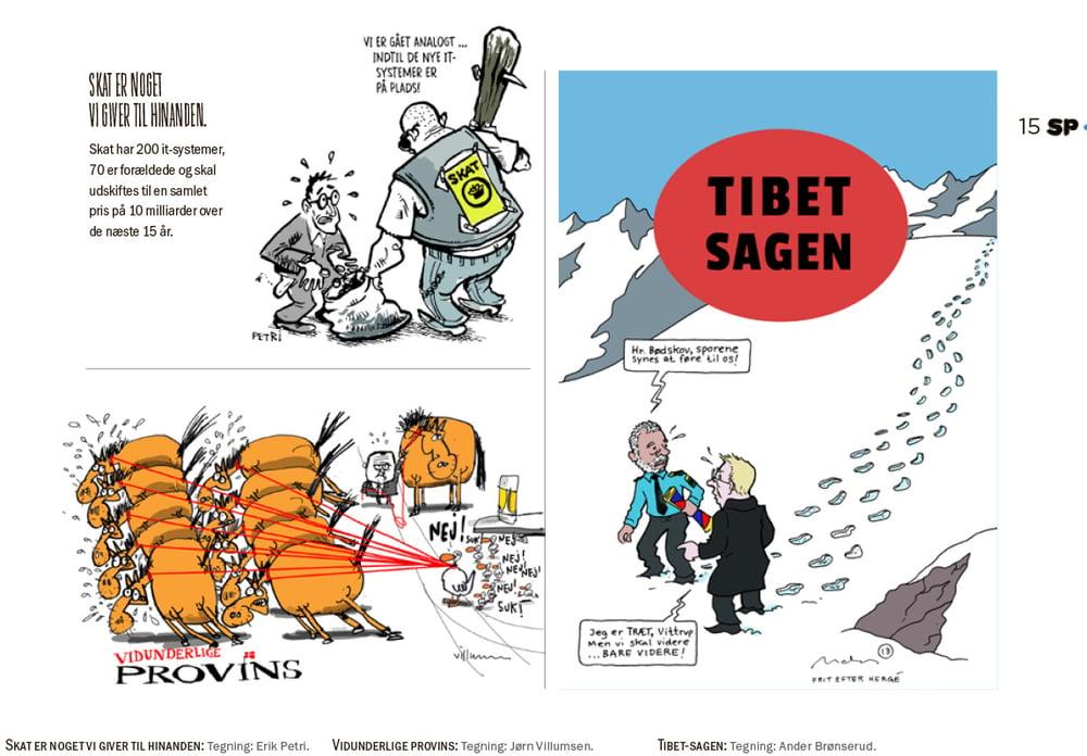Image of Hån Spot & Latterliggørelse 2018