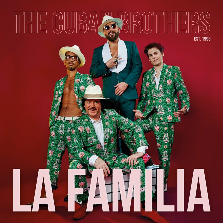 Image of The Cuban Brothers - La Familia