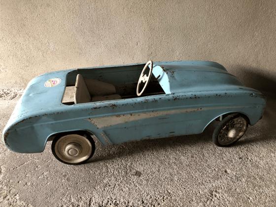 Image of Renault Dauphine