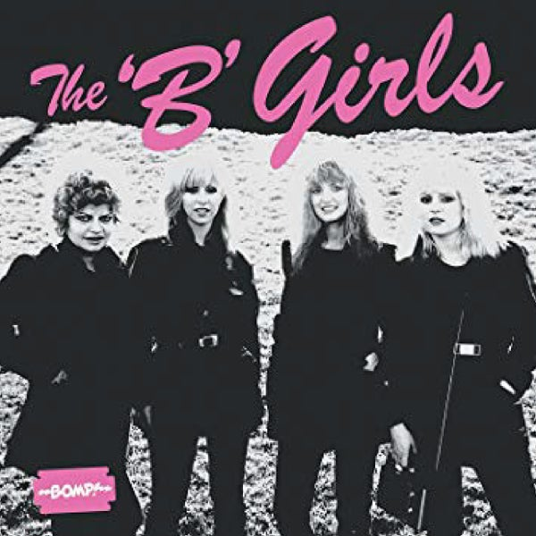 "Image of THE B-GIRLS - BAD NOT EVIL (12"")"