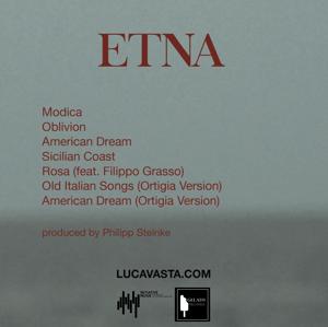 Image of Luca Vasta - Etna EP Download-Code