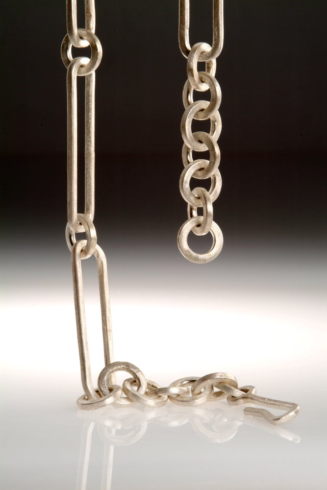 Image of LONG CHAIN NECKLACE