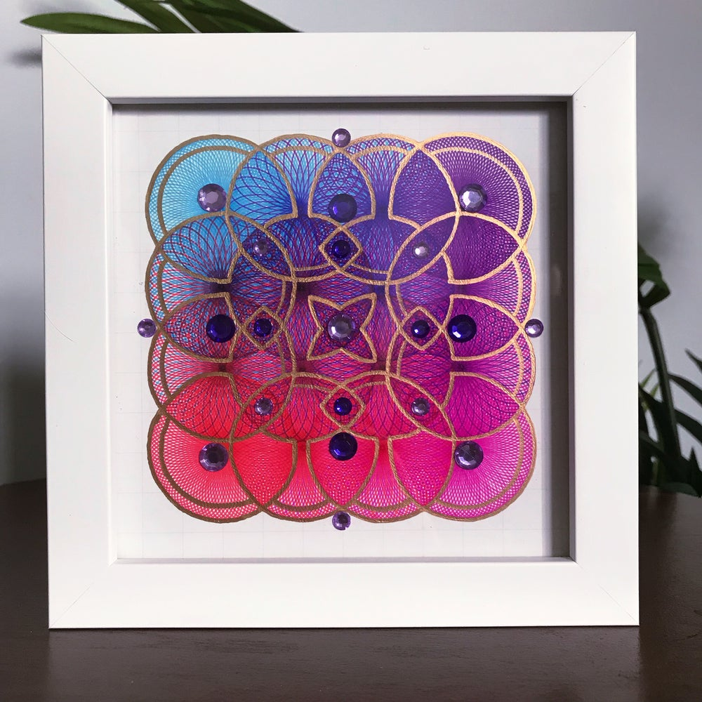 Image of Spirograph #8
