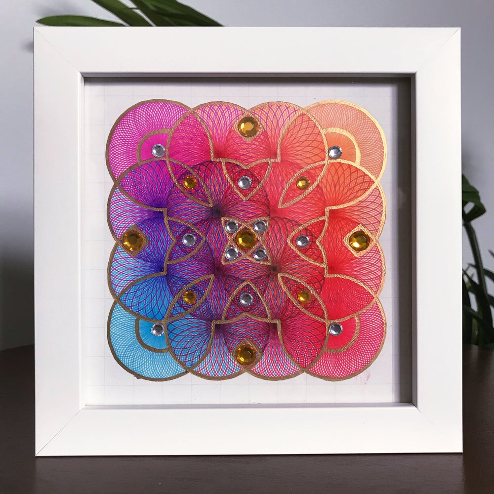 Image of Spirograph #10