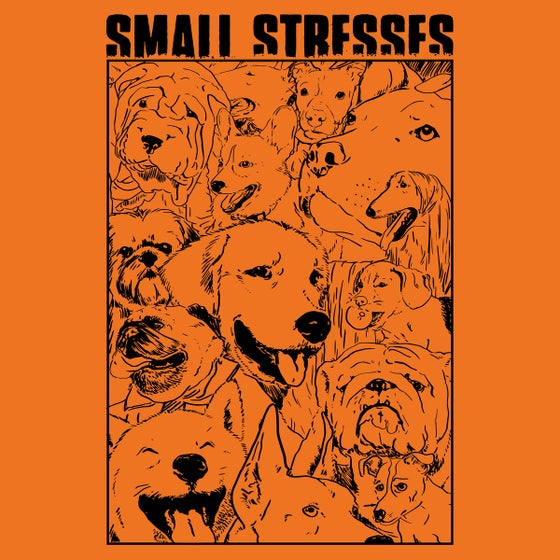 Image of Small Stresses - Swim EP CS