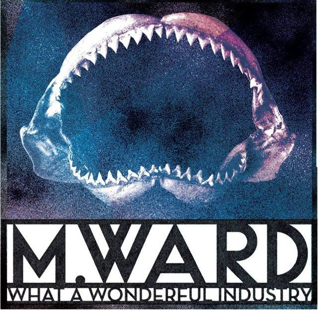 Image of M. Ward - What a Wonderful Industry