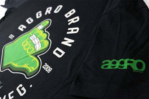 "Image of AGGRO Brand ""Foamie"" Shirt (Adult & Youth)"